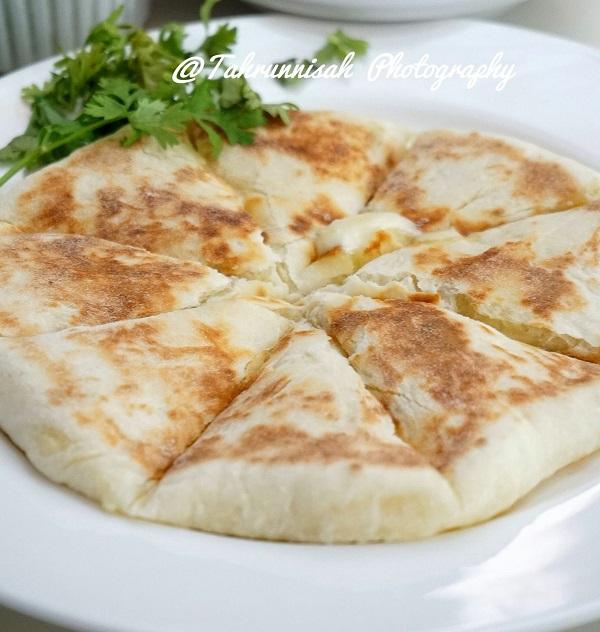 resepi-roti-naan-cheese